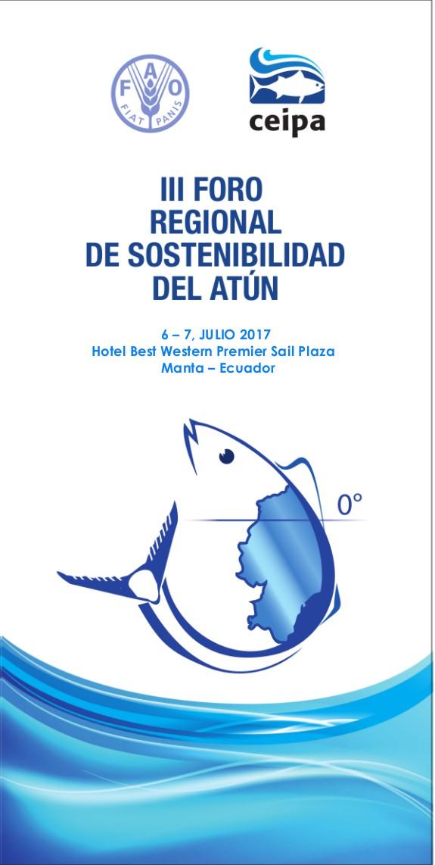 III Foro Regional de Sostenibilidad del Atún